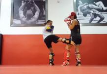 TUTORIAL: Cum să distrugi piciorul adversarului prin low kick-uri (VIDEO)