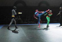 VIDEO. Luptă MMA: Spiderman vs. Batman & Robin. Cine credeți că va câștiga?