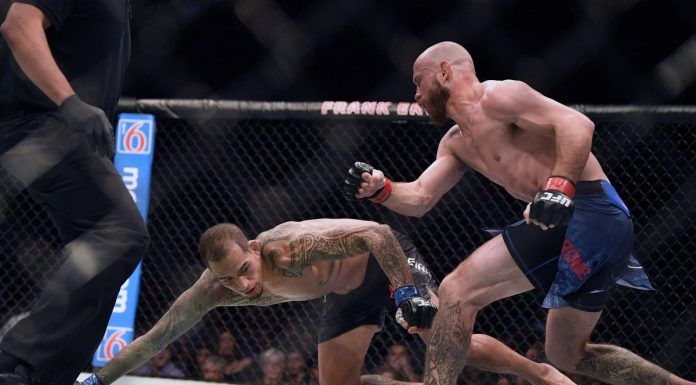VIDEO. Rezultate UFC Austin: Donald 'Cowboy' Cerrone vs Yancy Medeiros