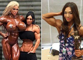 Cele mai puternice femei din lume (VIDEO)