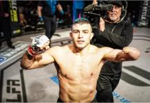 Un luptător fără o mână ar putea ajunge în UFC! Acesta va concura în cadrul show-ului de noi talente organizat de Dana White