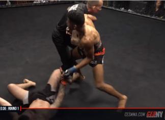 (VIDEO) Fazele săptămânii în MMA