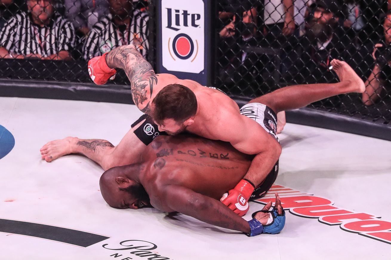 VIDEO. Bellator 199: Ryan Bader vs King Mo s-a terminat cu KO în 15 secunde!