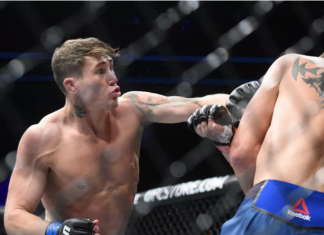Darren Till, noua senzație UFC, criticat pentru modul brutal în care face sparring (VIDEO)