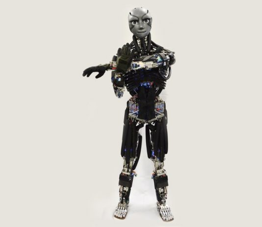Faceți cunoștință cu Kengoro, robotul care face sport (VIDEO)