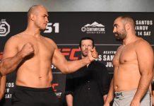 UFC Fight Night în Boise: Junior dos Santos revine împotriva lui Blagoy Ivanov, un bulgar debutant în UFC (VIDEO)