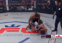 VIDEO. Rezultatele spectaculoase din Professional Fight League. Cine va câștiga $1 million?
